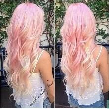 pastelowe włosy ❤