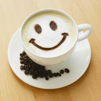 Taką Kawę Mogłabym Dostawać Do łóżka Codziennie Rano