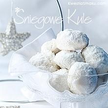 Ciasteczka orzechowe Śnieżn...