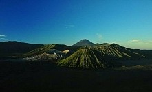 Indonezjia, Wulkan Bromo