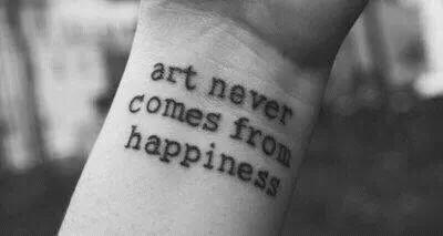 Smutne Ale Prawdziwe Na Tatuaże Zszywkapl