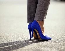 Nie wiem z jakiego materiału są buty, ale ich faktura jest świetna :)