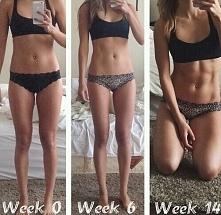 Sama po sobie zauważyłam, że od kiedy ćwiczę regularnie, to moje ciało (w szc...