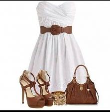 sukienka chyba nawet fajna :)