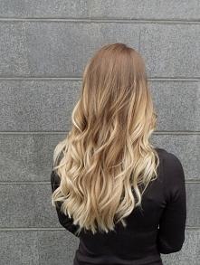 ombre hair ;) nadal modne