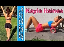 KAYLA ITSINES - Personal Trainer: Exercises for a Lean Body and a Healthy Life @ Australia