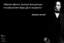 Cytaty - Benjamin Disraeli.