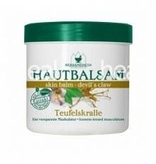 """Diabelski pazur (maść/balsam) 250ml-Herbamedicus Diabelski pazur, zwany także """"czarcim pazurem"""" jest rośliną pochodzącą z Południowej Afryki. Stosuje się go powszechni..."""