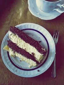 Tort czekoladowo pomarańczo...