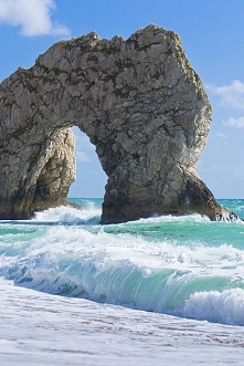 Durdle Door, Jurassic Coast, England