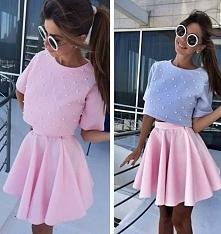 Nie jest to sukienka, ale postanowiłam tu to wstawić, bo meega mi się podoba *,*