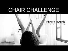 Chiseled Chair Challenge - Lose Weight Fast with this Full Body Workout