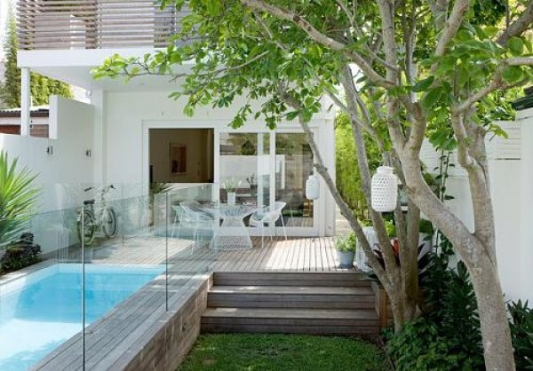 Pomysły Na Mały Ogród Na Ogrody Tarasy Altany Balkony