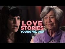The Same Love Story: Old People vs. Young People - Smutne, ale niestety co raz bardziej prawdziwe ;)