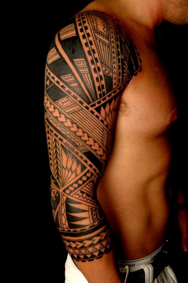 tatuaże maoryskie 3061