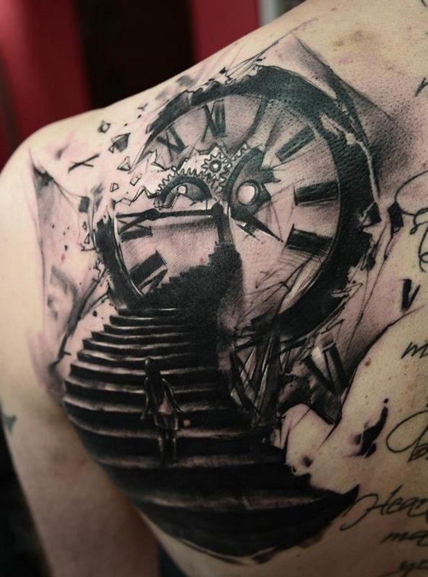 Schody Na Tatuaże Zszywkapl