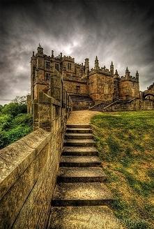 Bolsover Castle, Bolsover, Derbyshire, England, UK
