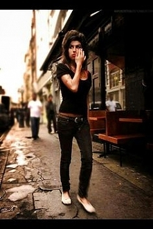 I'm so tired, I can't even cry.  ~Amy Winehouse