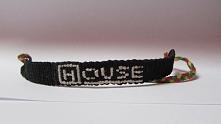 Zdjęcie mojej bransoletki w lepszej jakości :)