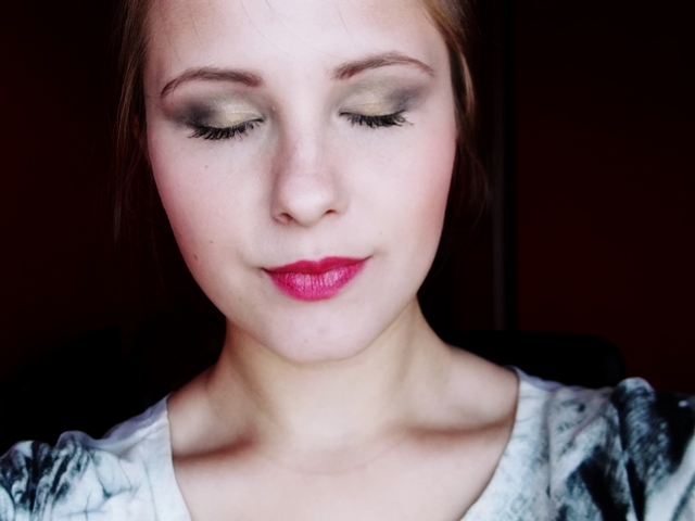 Makijaż na dziś♥