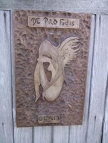 anioł na desce - personaliz...