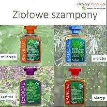 Ziołowe szampony Farmona. P...