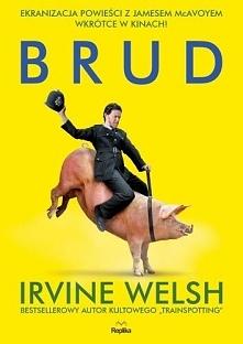 """Bruce Robertson, detektyw edynburskiej policji, został okrzyknięty przez krytykę najgorszą kreaturą literacką od czasów Patricka Batemana, bohatera """"American Psycho"""".  To klinic..."""