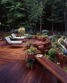 Rajski ogród... Taki relaks to rozumiem.