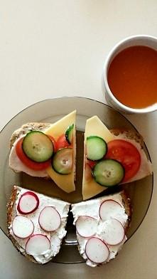 Moje dzisiejsze śniadanie :...