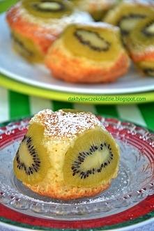 Muffinki z kiwi Oryginalne ...