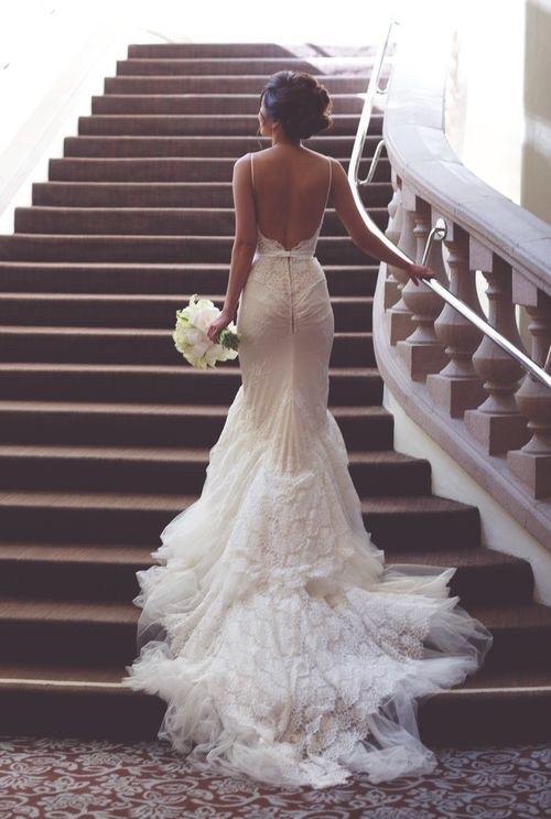 Super suknia marzeń na wedding - Zszywka.pl @OR-47