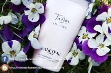 Znacie balsam Treson in Love firmy Lancome? Balsam ma iście piękny, kwiatowy,...