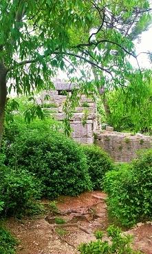 ruiny świątyni Diany