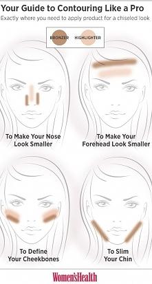 Triki  makijażowe :)