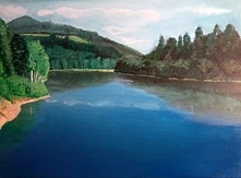 malarstwo - akryle