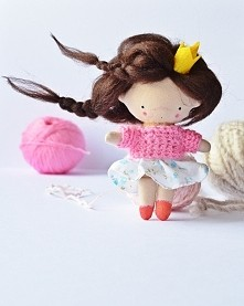 Doll handmade by Lady Stump