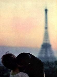 Paryż miasto zakochanych!