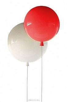 Lampa w kształcie balona <3