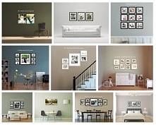 jak wieszac obrazy w domu