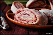 Stromboli (pizza rolowana) – włoski przepis od ilovebake.pl