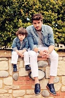 hah Jaki ojciec , taki syn :) :D