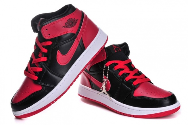 Shoes black white red • best prices•