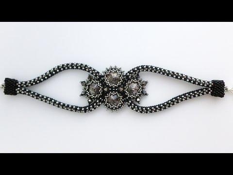 TheHeartBeading: Orion Bracelet - Part 1/2