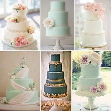 Najpiękniejsze torty ślubne