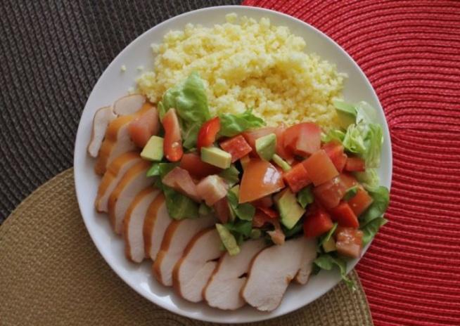 Szybki Smaczny I Zdrowy Obiad Skladniki Po Kliknieciu W Zdj Na