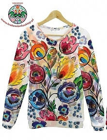 bluza colourbloom