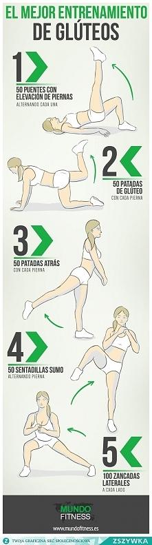 Ćwiczenia na nogi.