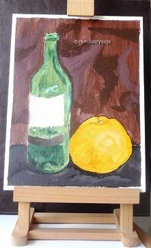 Butelka i grejpfrut Format:...