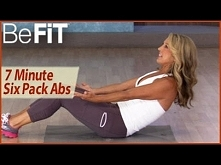 7 Min 6-Pack Abs Workout: Denise Austin- Abs, Waist & Core