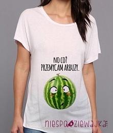 koszulka bawełniana dla przemytniczek:)